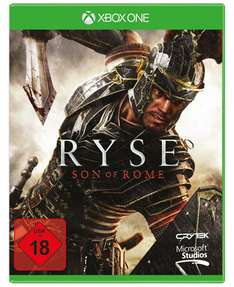 Amazon: Ryse: Son of Rome und Forza Motorsport 5 (Xbox One) für je 39,97 €