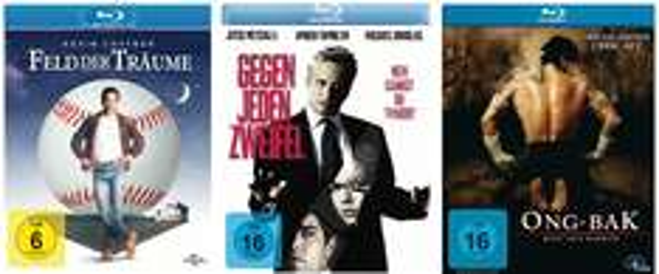 Müller: Zahlreiche Blu-rays jetzt ab nur noch 4,99 € *Update*