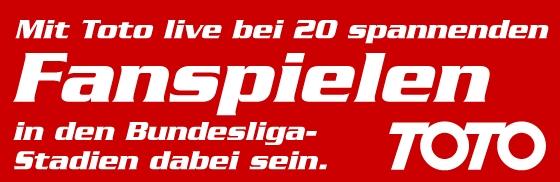 Gratis Eintritt zum letzten Austria-Heimspiel der Bundesligasaison gegen Sturm Graz mit Toto-Quittung