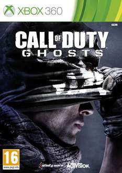 Call of Duty: Ghosts (Xbox 360) für nur £ 14,99 statt 32 € bei Zavvi.com!