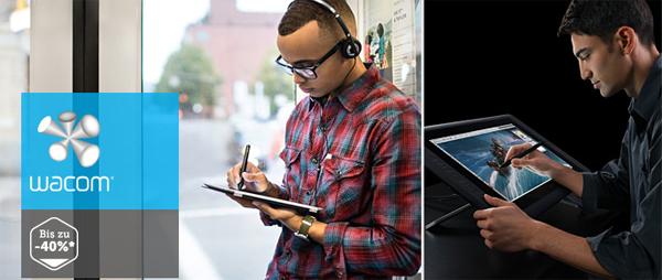 Brands4Friends: Grafiktablets von Wacom zu sehr guten Preisen + 20 € Neukundenbonus