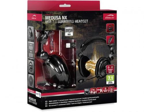 Speedlink Medusa NX 7.1 USB Headset um 39,99 € - 33% sparen