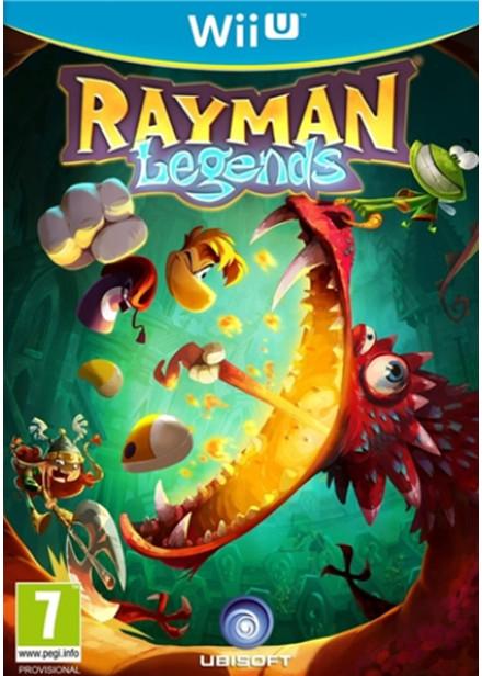 Rayman Legends (Wii U) für 13,93 € bei Base.com - 46% sparen