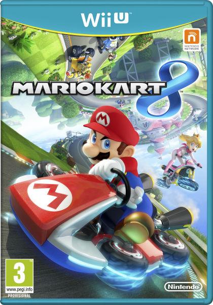 Mario Kart 8 (Wii U) für 46,50 € vorbestellen -18% sparen