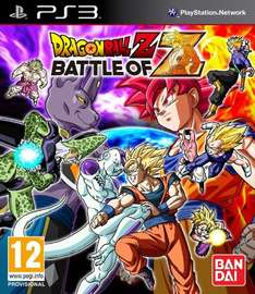Dragon Ball Z: Battle of Z (PS3) für 33,35 € - 31% sparen