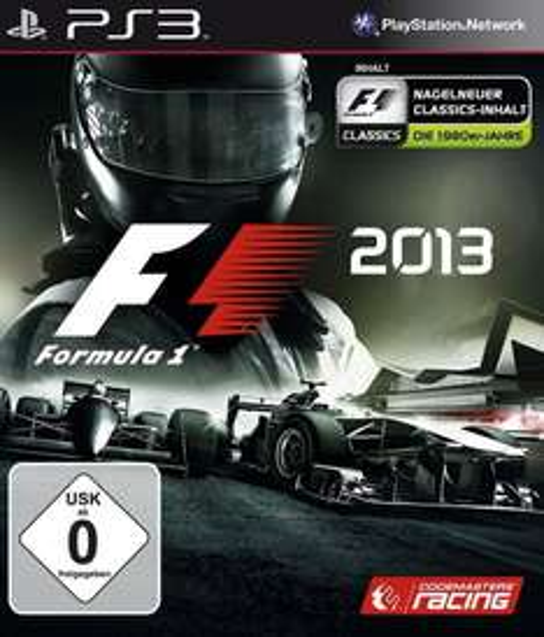 F1 2013 (PS3) für 14,99 € im PlayStation Store - 51% sparen