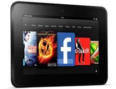 """Amazon Kindle Fire HD (7"""", 16 GB, 2012er-Modell) für 99 € *Update* Wieder verfügbar"""