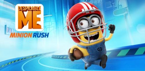 Ich Einfach Unverbesserlich: Minion Rush (Android) gratis + 180 Amazon-Coins (1,80 €) geschenkt