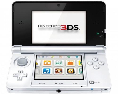 Spielehandheld Nintendo 3DS für 109 € bei Amazon UK *Update* jetzt für 99,45 € - 24% sparen