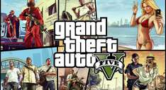 Grand Theft Auto V (PS3) um 33 € - 25% sparen