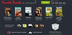 The Humble Bundle for PC & Android 9 mit bis zu 6 Spielen ab 0,01 $