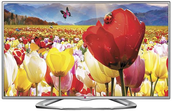 LG 47LN6138 - LED-Backlight-TV mit Triple-Tuner, Smart TV & WLAN für 499 €