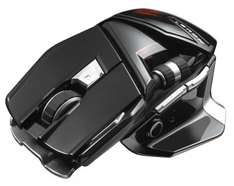Mad Catz M.O.U.S.9 Bluetooth & Wireless Maus um 77 € - bis zu 19% sparen