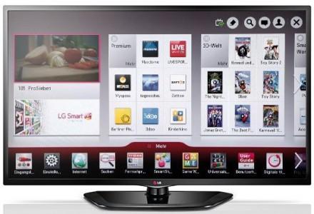 """LG LED-TV (42"""" FullHD, 100Hz, WLANfähig, SmartTV) um 333 € - 17% sparen"""