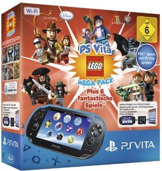 Sony Playstation Vita (WiFi) im Lego Mega Pack mit 16 GB Speicherkarte für 149 € *Update* 17% sparen