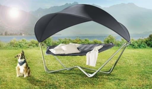 h ngematte mit dach um 230 51 ersparnis preisj ger at. Black Bedroom Furniture Sets. Home Design Ideas