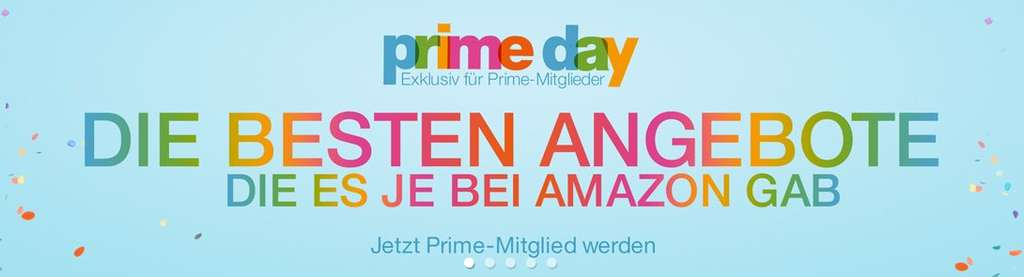top news amazon prime day alle angebote vom 15 alle blitzangebote inkl preise. Black Bedroom Furniture Sets. Home Design Ideas