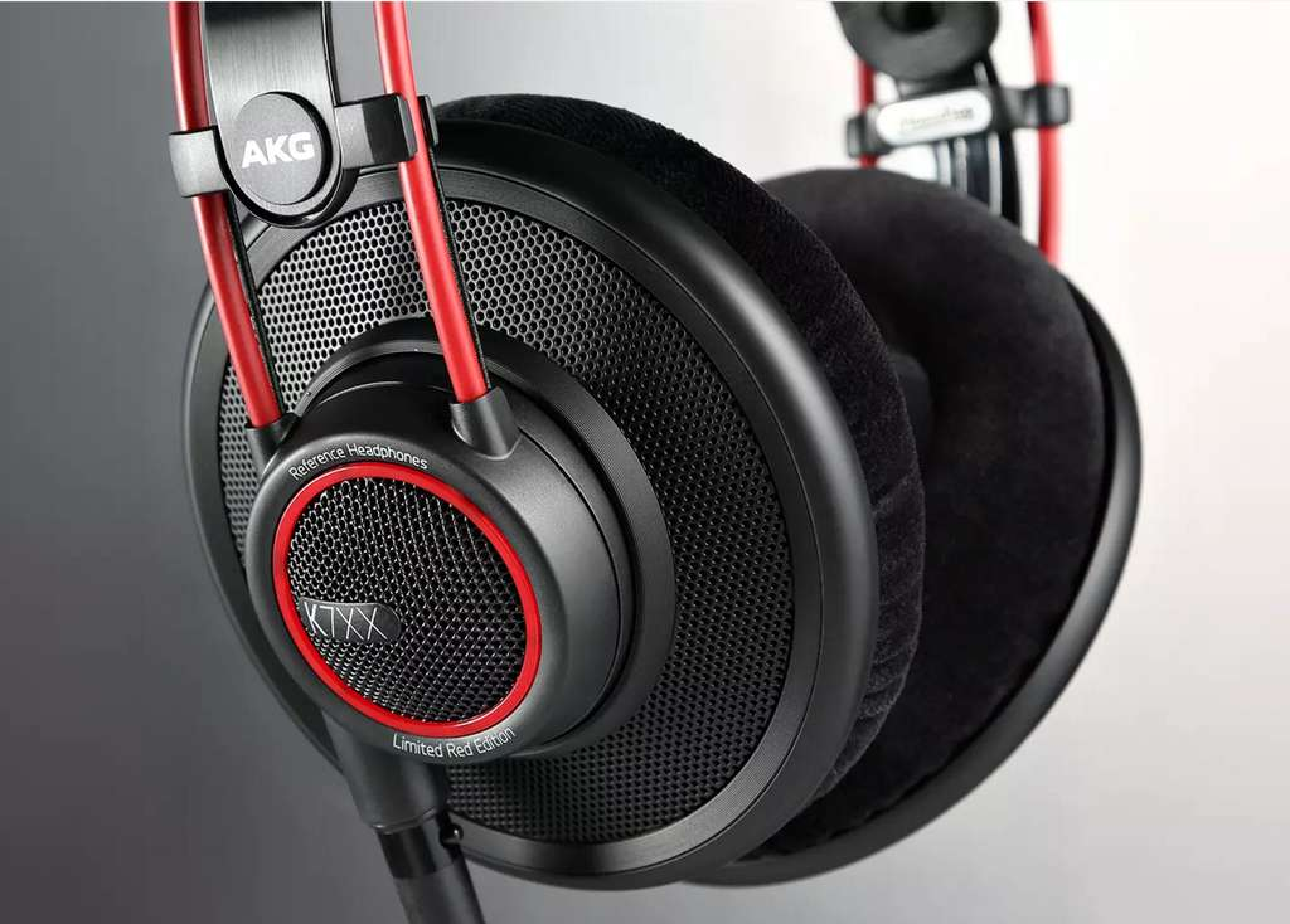 massdrop akg k7xx limited red edition offene over ear. Black Bedroom Furniture Sets. Home Design Ideas