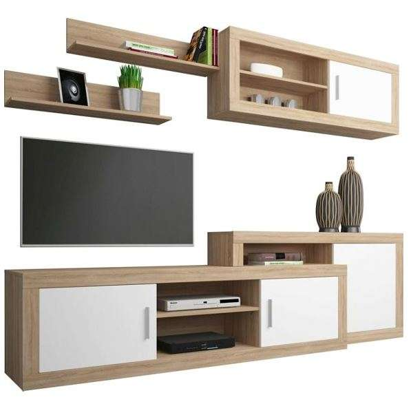 wohnwand von boxxx um 163 90 im xxxlutz online shop. Black Bedroom Furniture Sets. Home Design Ideas
