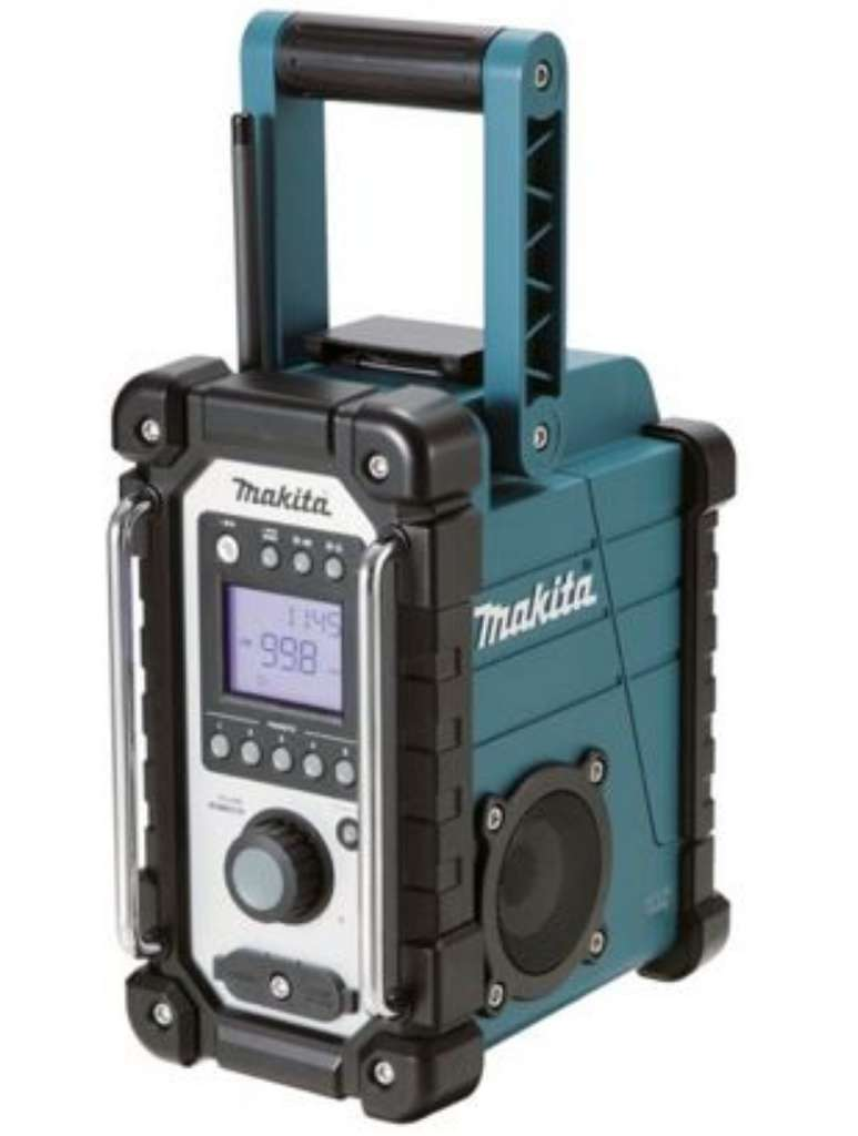makita radio dmr102 um 64 90 bei m belix online shop. Black Bedroom Furniture Sets. Home Design Ideas