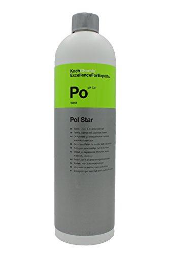Koch chemie pol star textil alcantara reiniger 7 30 for Koch chemie pol star