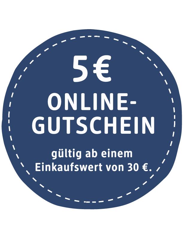 5 gutschein mbw 30 gratis versand gratis for Boden gutschein gratis versand