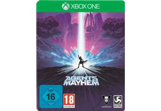 agents of mayhem steelbook edition xbox one f r 27 99 preisj ger at. Black Bedroom Furniture Sets. Home Design Ideas
