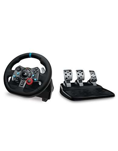 logitech g29 racing lenkrad driving force f r ps4 ps3 und pc preisj ger at. Black Bedroom Furniture Sets. Home Design Ideas