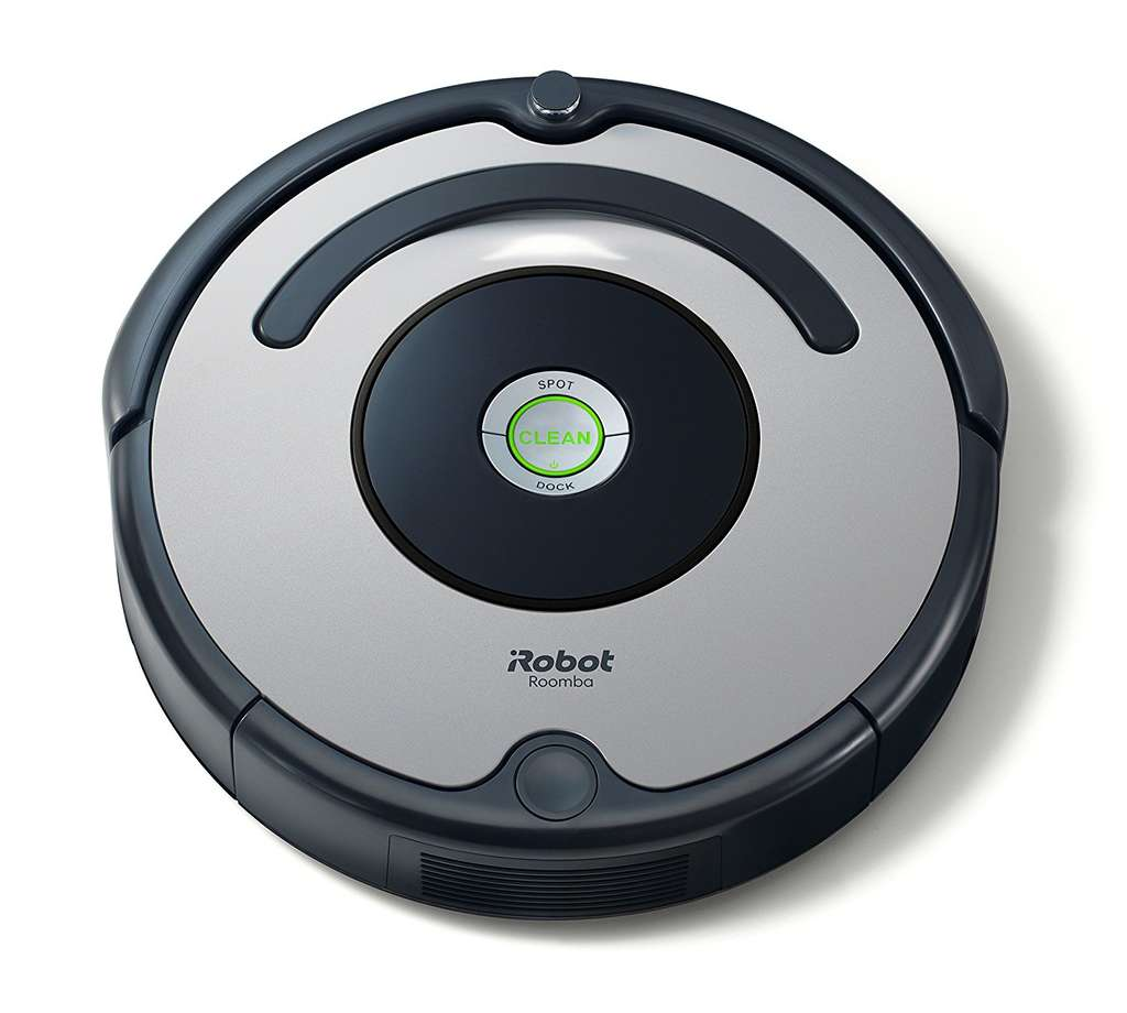 amazon irobot roomba 615 saugroboter hohe reinigungsleistung f r alle b den geeignet bei. Black Bedroom Furniture Sets. Home Design Ideas