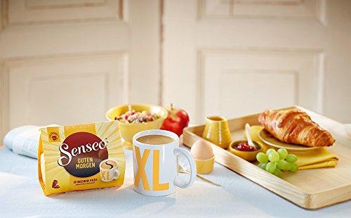 senseo guten morgen xl 10 kaffee pads 5er pack 5 x 125 g. Black Bedroom Furniture Sets. Home Design Ideas