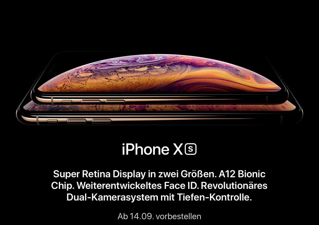 apple iphone xs xs max xr 100 g nstiger zum. Black Bedroom Furniture Sets. Home Design Ideas