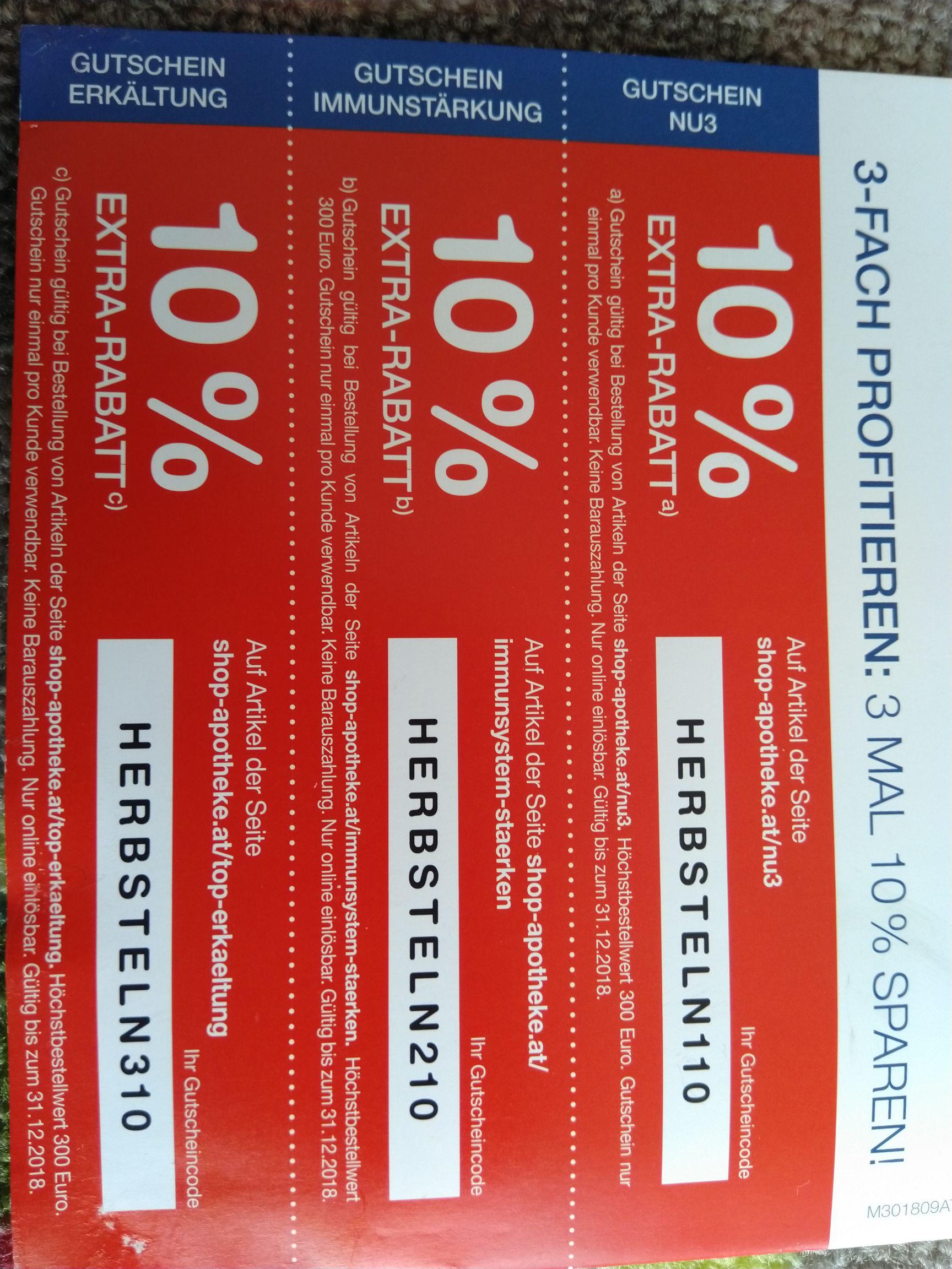 Shop apotheke gutschein versandkostenfrei