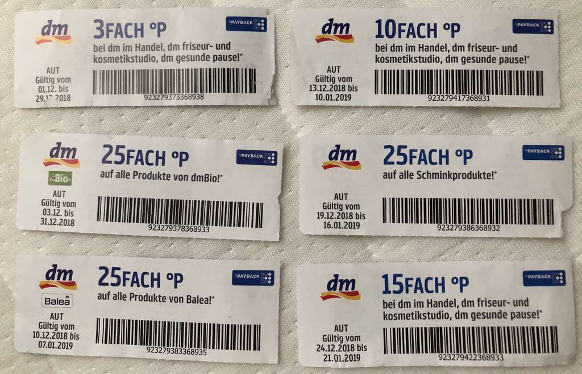 Payback coupons ausdrucken 2019