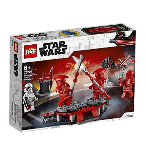lego star wars episoden i vi elite praetorian guard. Black Bedroom Furniture Sets. Home Design Ideas