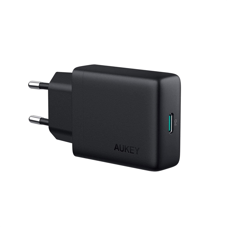 AUKEY 27W USB C Ladegeräte mit Power Delivery 3.0 Preisjäger