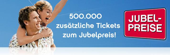 Jubelpreise bei AirBerlin - Flugtickets ab 29€ *UPDATE*