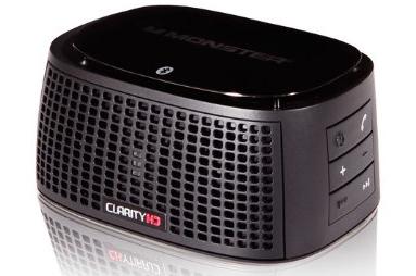 Bluetooth-Lautsprecher Monster iClarity HD Precision Micro für 39 € *Update* 34% sparen