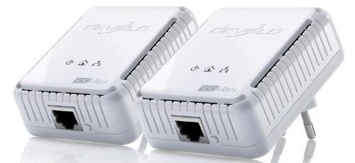 Devolo dLAN 500 AVmini Starter Kit ab 37,89 € - bis zu 37% sparen