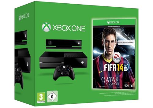 Xbox One + FIFA 14 um 399 € bei Libro *Update* jetzt 18% sparen