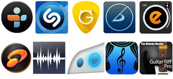 Amazon: 11 Musik-Apps (Android) im Wert von über 40 € gratis herunterladen