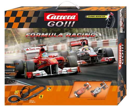 Autorennbahn Carrera Go Formula Racing für 33,07 € - 41% sparen