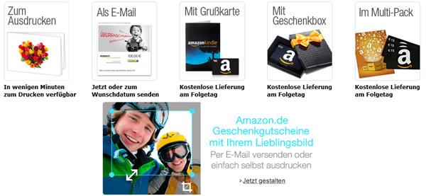 Amazon Student: kostenloser 5 € Gutschein beim Kauf eines 25 € Gutscheins