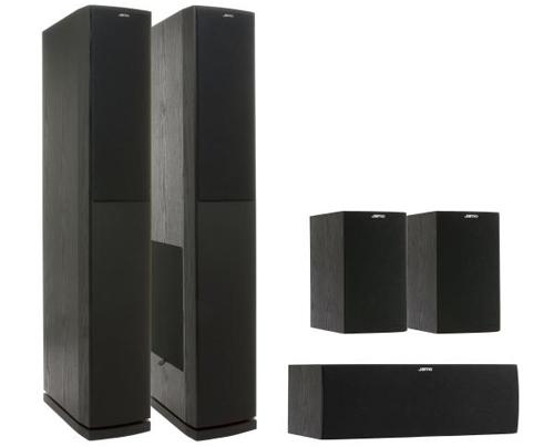 5.0 Lautsprecher-Set Jamo S 626 HCS3 für 429 € - 22% Ersparnis