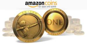 200 Amazon Coins (entspricht 2 € im Amazon App Store) gratis