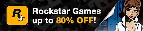 Green Man Gaming: Rockstar Games Sale (PC) + 20% Gutscheincode
