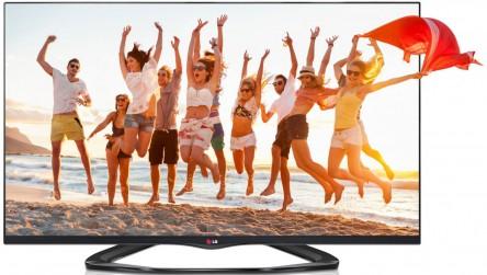"""LG 3D-LED-TV (55"""" FullHD, 400Hz MCI, WLAN, DVB-T/C/S, Smart TV) um 749,99 € - bis zu 21% sparen"""