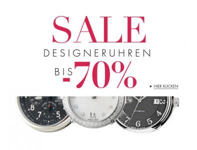 Amazon: -70% auf ausgewählte Uhren und Schmuck - über 6.500 Artikel übrig