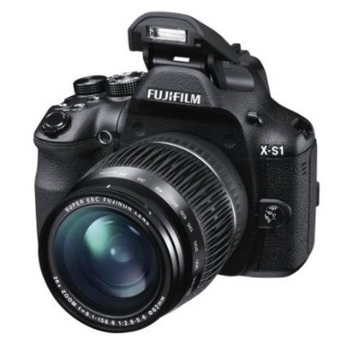 """Fujifilm X-S1 (12 MP, 3""""-Display, 26x opt. Zoom) für 311 €  *Update* jetzt für 284 €!"""