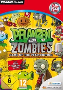 Origin: Pflanzen gegen Zombies: Game of the Year-Edition komplett kostenlos herunterladen - 4,99 € sparen