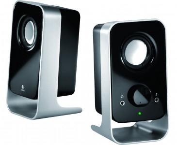 """Logitech """"LS11"""" 2.0-Lautsprecher um 9,99 € - bis zu 33% sparen"""